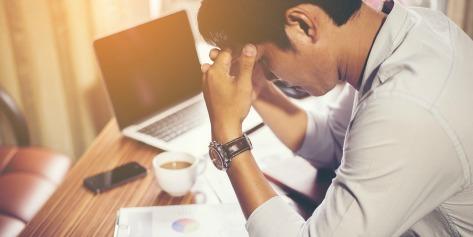 Kan man løse sine problemer ved at tænke mindre?